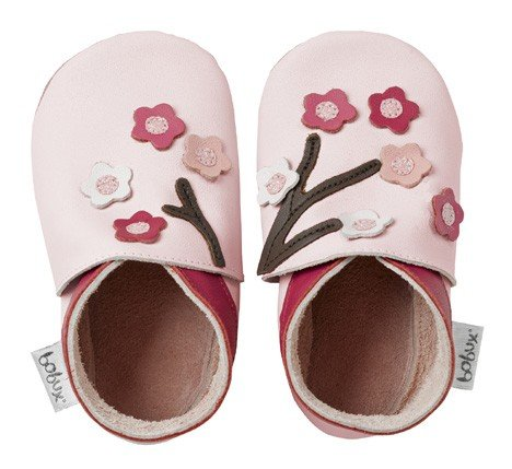 Bobux Leather Baby Shoes