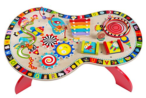 Alex Toys Sound and Play Busy Table/Baby Activity Center