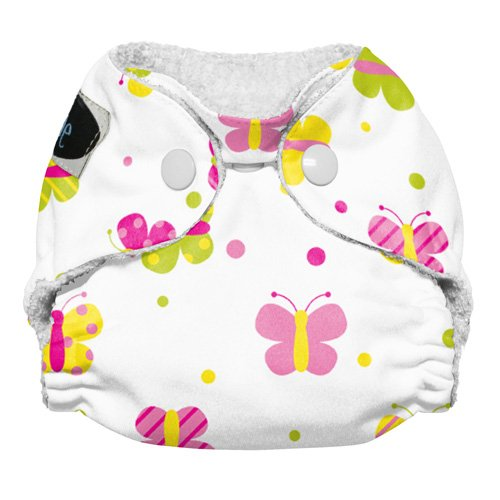 Imagine Baby Products Newborn All-In-One Snap Cloth Diaper