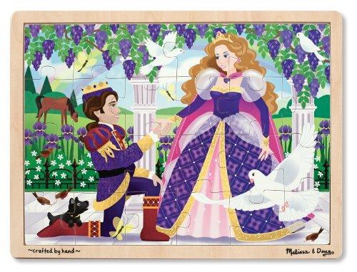 Melissa & Doug Princess Jigsaw Puzzle