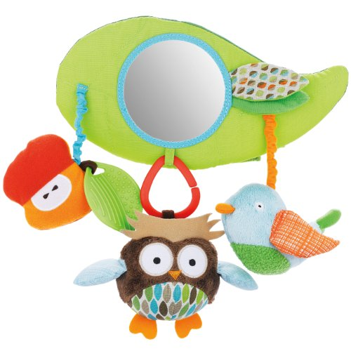 Skip Hop Treetop Friends Stroller Bar Activity Toy