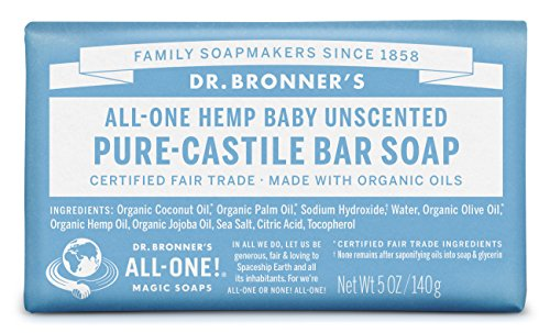 Dr. Bronner's Organic Classic Bar Soap