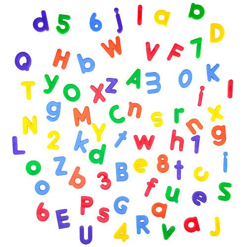 Imaginarium Letters & Numbers