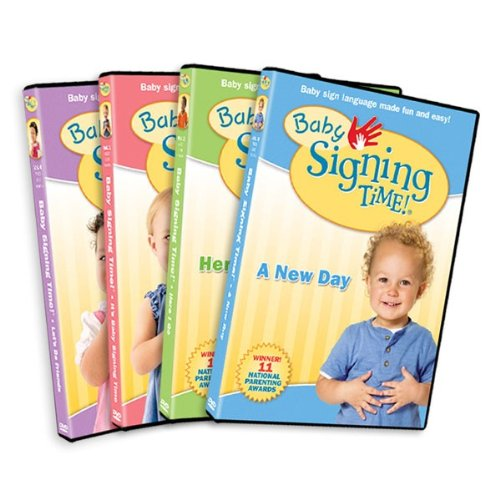 Baby Signing Time Dvd Collection Reviews