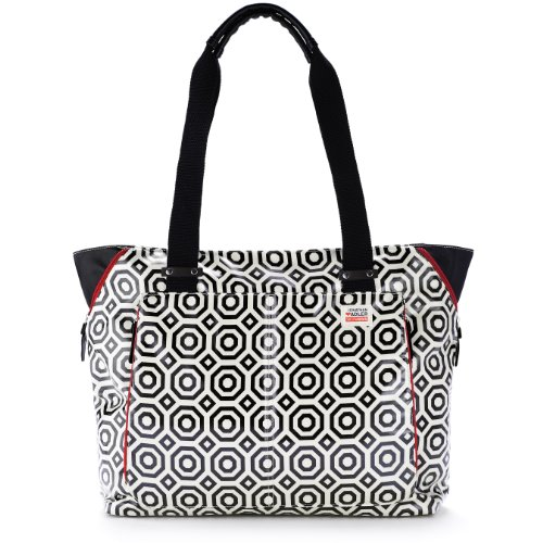Skip Hop Jonathan Adler Light and Luxe Diaper Tote