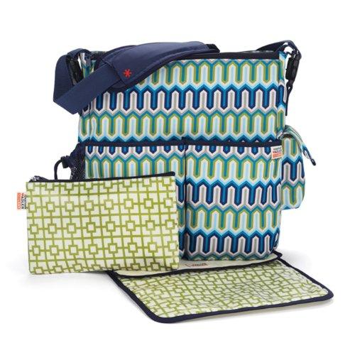 Jonathan Adler Skip Hop Duo Diaper Bag