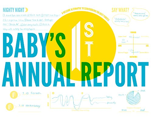 Baby's First Annual Report: An Undated 13-month Calendar