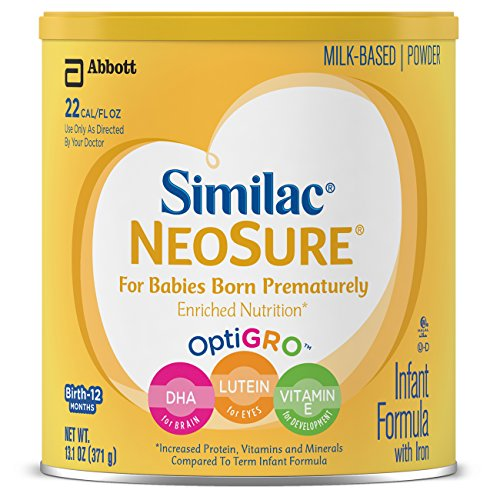 Similac NeoSure Infant Formula with Iron