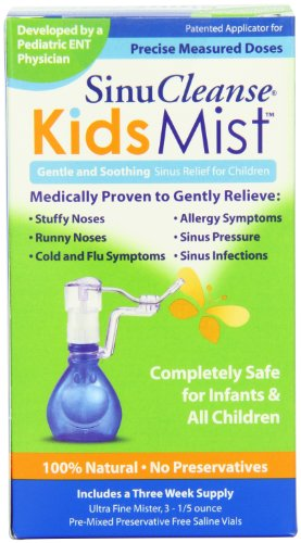 SinuCleanse Kids Mist Kit