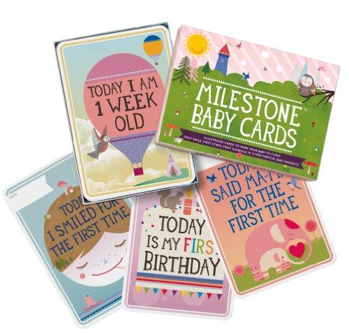 Milestone Baby Cards Gift Set