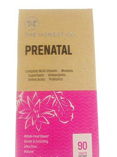 The Honest Company Prenatal Multivitamin
