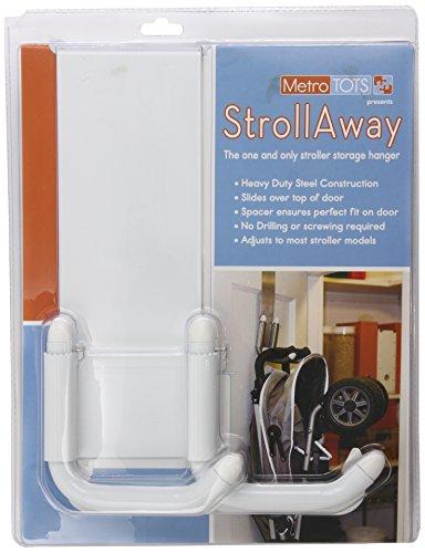 StrollAway Over the Door Stroller Storage Hanger