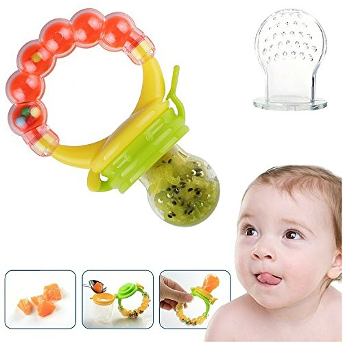 SCME Silicone Baby Feeder