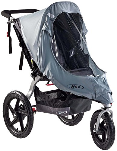 BOB Weather Shield for Single Revolution/SS Strollers