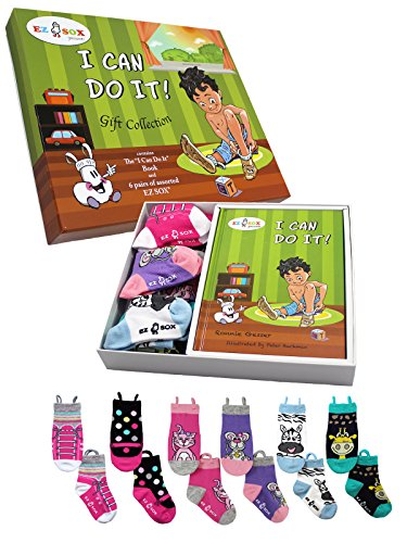 Ez Sox Kids Socks Gift Box Collection