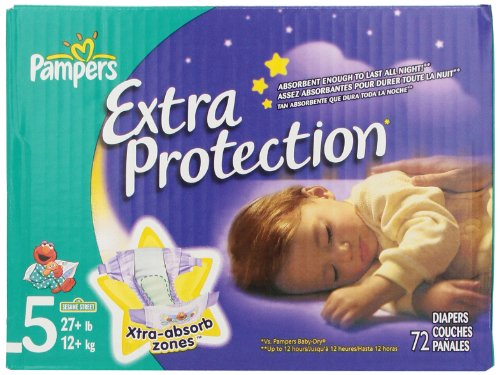 Pampers Extra Protection
