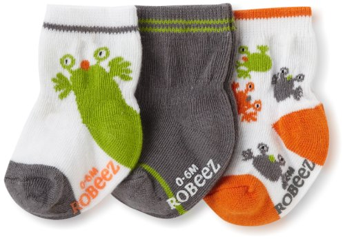 Robeez Baby-boys Newborn Socks