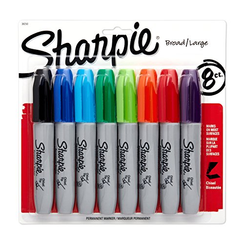 Sharpie Chisel Assorted