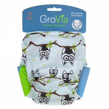 GroVia Organic Cotton All In One
