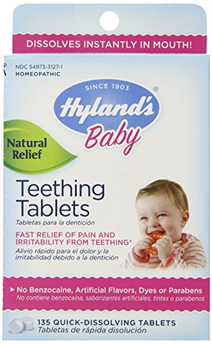 Hyland's Homeopathic Teething Tablets