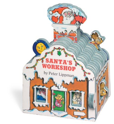 Santa's Workshop (Mini House Book)