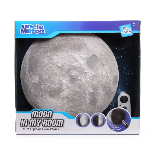 Uncle Milton Moon In My Room Night Light