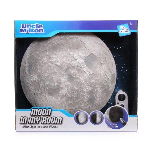 Uncle Milton Moon In My Room Night Light