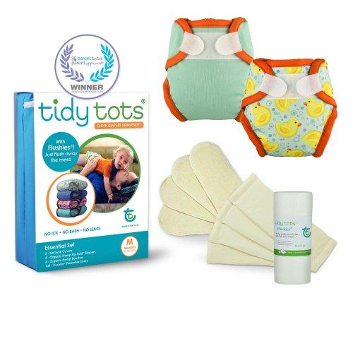 Tidy Tots Diapers Newborn Essential Set