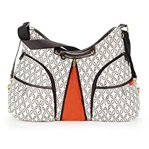 Skip Hop Versa Expandable Diaper Bag