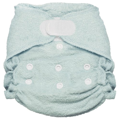 Imagine Baby Products Rayon from Bamboo Fitted Hook and Loop Diaper