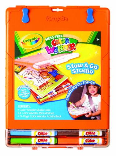 Crayola Color Wonder Travel Tote