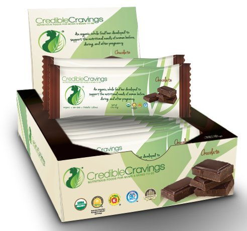 Credible Cravings Perinatal Whole Food Bar