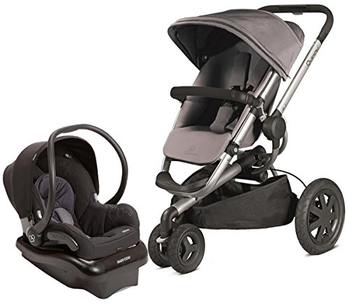 Quinny 2013 Buzz Travel System w/ Maxi Cosi Mico Infant Car Seat