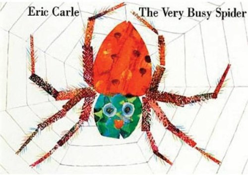 Penguin Group USA Book Very Busy Spider