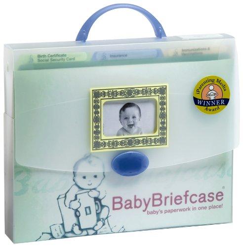 Baby Briefcase- Baby Paperwork Organizer