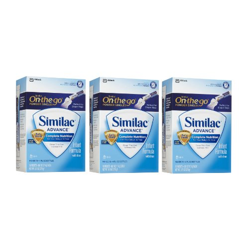 Similac Advance Powder Sticks