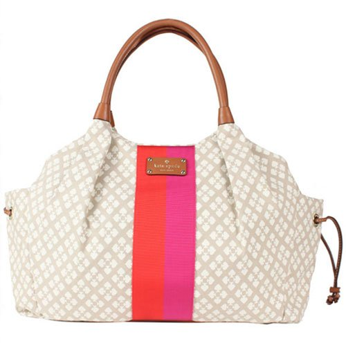 Kate Spade New York Classic Spade Stevie Baby Bag
