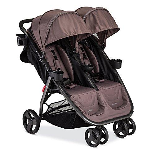 Combi Fold N Go Double Stroller
