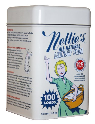 Nellie's NLS-100T All Natural Laundry Soda
