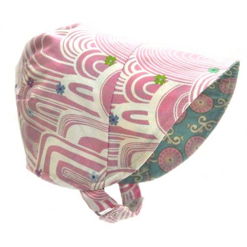 Ub2 Baby-Girls Newborn Bubbalicious Modbonnet Hat
