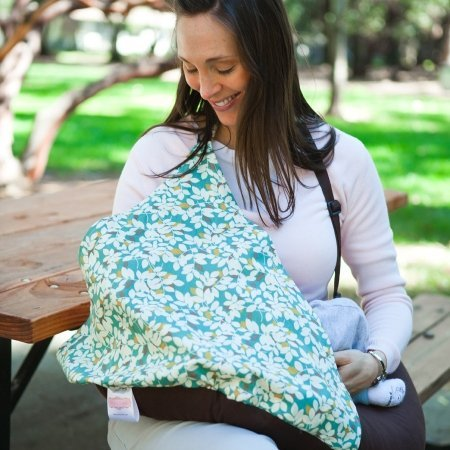 Belly Fish Nursing Cover and Pillow