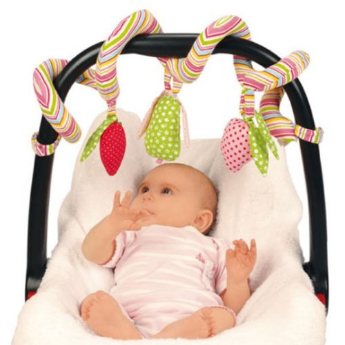 Kathe Kruse Europlay Car Seat Mobile Fresh Fruits