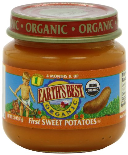 Earth's Best Organic 1st Vegetable Starter Kit