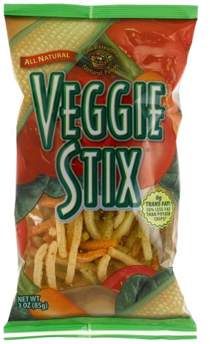 Good Health Veggie Stix