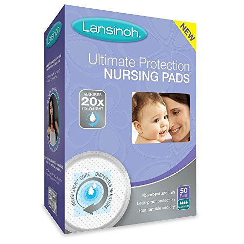 Lansinoh Ultimate Protection Nursing Pads