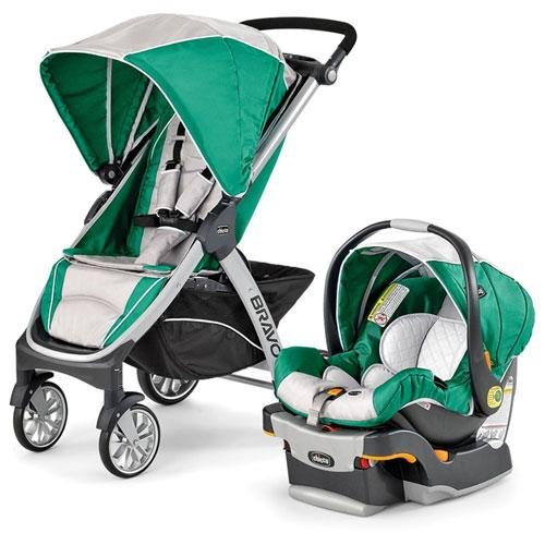 Chicco Bravo 3-1 Travel System