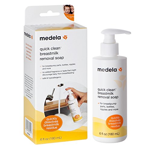 Medela Quick Clean Breastmilk Soap