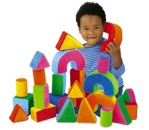 Soft & Safe Sensory Blocks