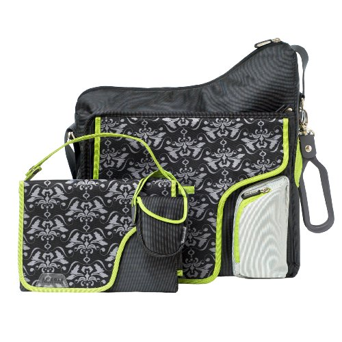 JJ Cole Collections System 180 Diaper Bag