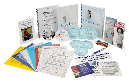 Hypnobabies Home Study Course for Expectant Mothers